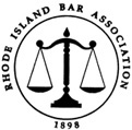Logo Recognizing Mesolella & Associates LLC's affiliation with Rhode Island Bar Association