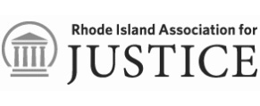 Logo Recognizing Mesolella & Associates LLC's affiliation with Rhode Island Association for Justice