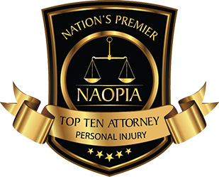 Logo Recognizing Mesolella & Associates LLC's affiliation with NAOPIA
