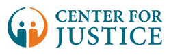 Logo Recognizing Mesolella & Associates LLC's affiliation with Center For Justice