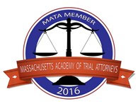 Logo Recognizing Mesolella & Associates LLC's affiliation with Massachusetts Academy of Trial Attorneys